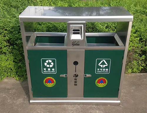 园区分类垃圾桶价格