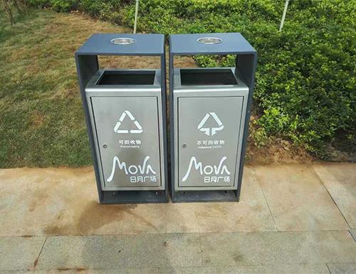 环保分类垃圾桶价格