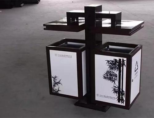 重庆分类垃圾桶