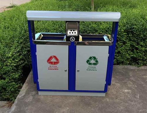 户外分类垃圾桶厂家批发